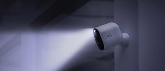 Trådløst kamera til huset
