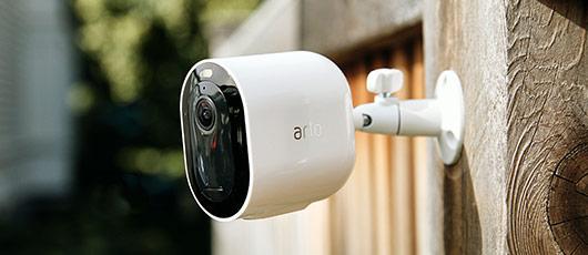 Kameraer og overvågning