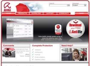 Fire gode, gratis antivirusprogrammer