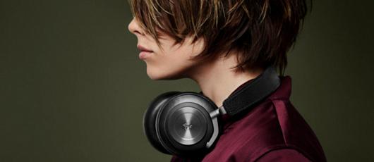 Trådløse høretelefoner fra B&O