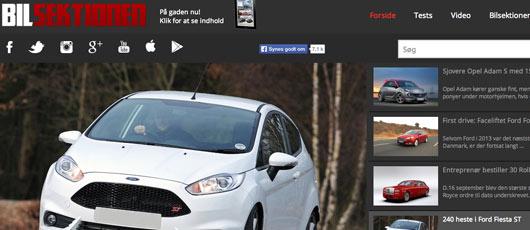Dansk bilmagasin en succes