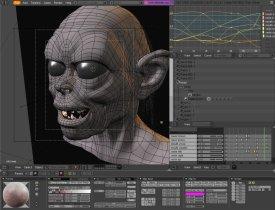 Blender - gratis 3D program