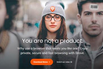 Brave browser – anonym på internettet