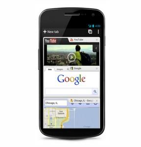 Chrome til Android