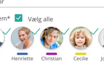 Familiekalender på din smartphone