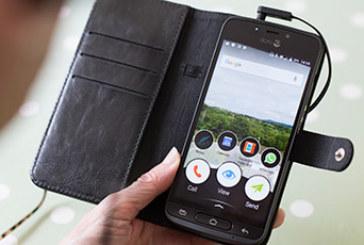 Smartphone til seniorer