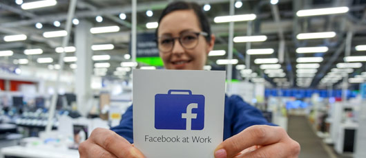 Hvad er Facebook at work?