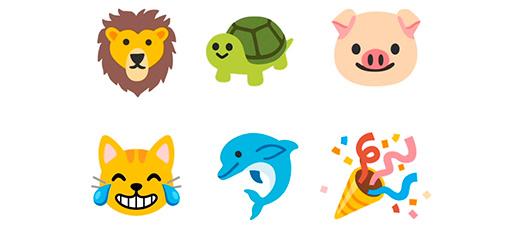 Nye emojis til folket