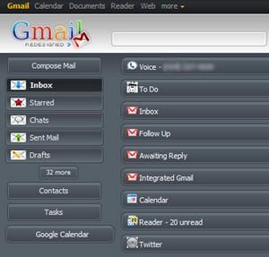 Gmail i ny forklædning