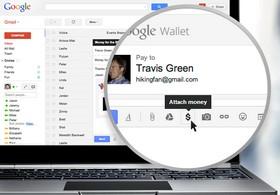 Send penge med Gmail