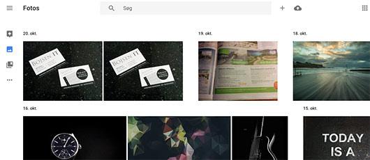 Google Photos – værd at vide