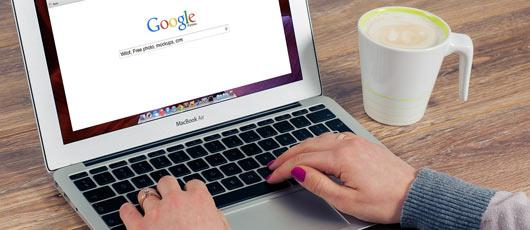 """Få besøgende fra Google på """"problemer"""""""
