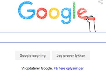 Google ude med nyt look