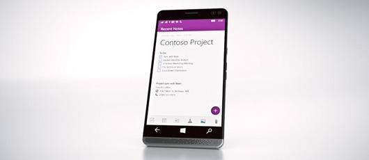 Ny HP smartphone