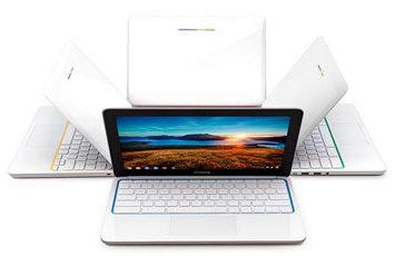 Chromebook og genvejstaster