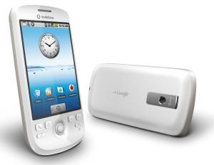Googletelefon fra HTC: Magic