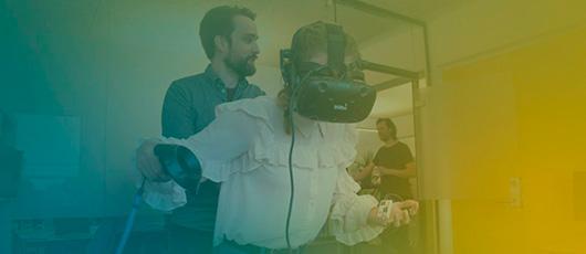 Virtual reality hjælper mod social angst
