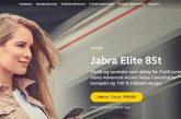 Nye features til Jabra 85t