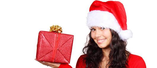 Suk! Vi køber julegaver på nettet