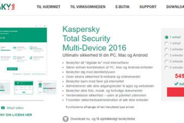Kaspersky Total Security 2016