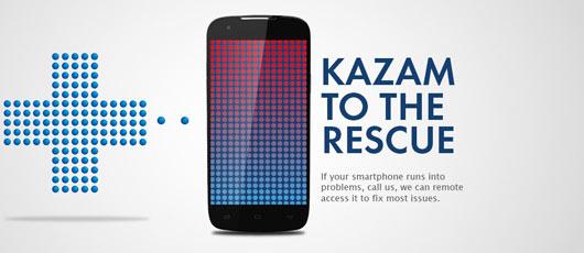 4G fra Kazam