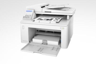 Ny laserprinter fra HP