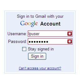 Huske passwords med LastPass