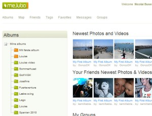 Gratis plads til dine digitale fotos