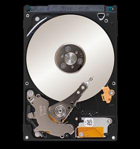 Verdens tyndeste harddisk