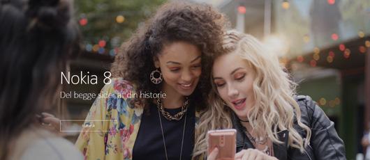 Android Oreo på Nokia 8