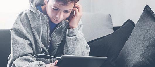 Trygge børn på nettet