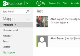 Slut med Hotmail