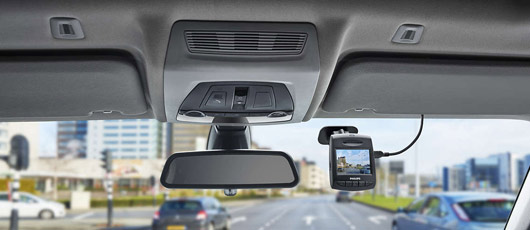 Kamera i bilen