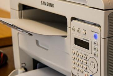 Printeren er langt fra lagt i graven