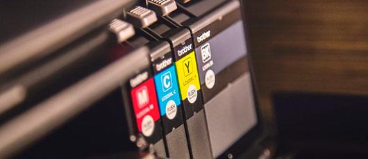 Printeren driller mest