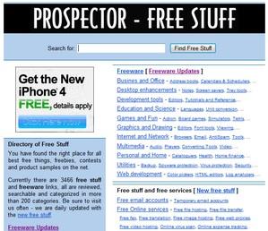 Søgemaskine: gratis programmer