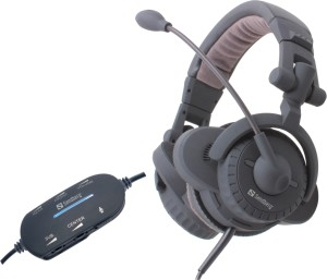 Sandberg USB Surround Sound Headset 5.1