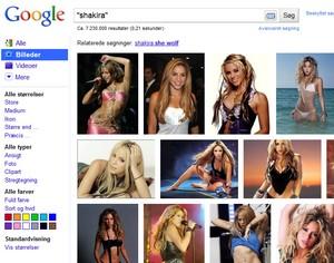 Her er de populære søgeord