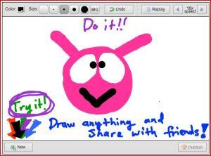 Tegn med Sketchfu