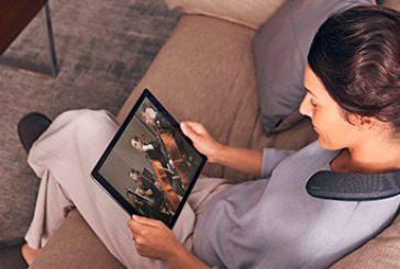 Sony højttaler i nakken