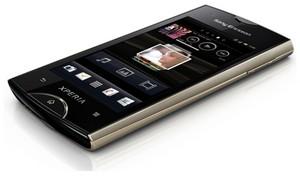 Nye smartphones fra Sony Ericsson