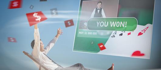 Tag på casino, uanset hvor du er
