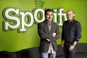 Apps på Spotify