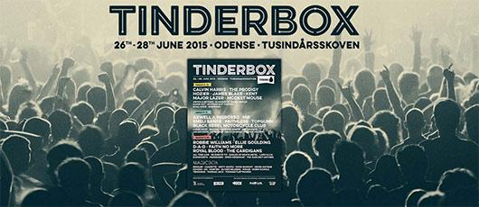 Tinderbox – med 25 % rabat!