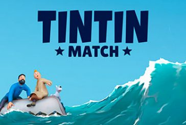 Tintin på spil til din smartphone