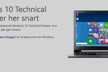 Windows 10 – hvorfor?