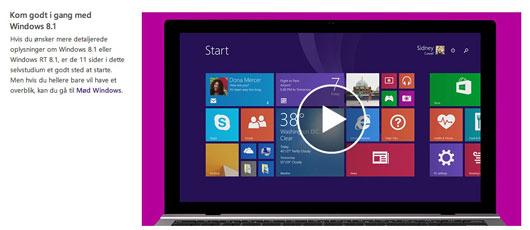 Er du ny til Windows 8?
