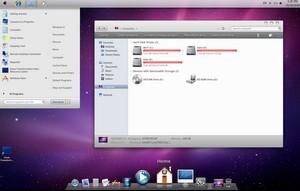 Gør din Windows til en Mac