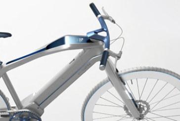 Cykel med batteri er vejen frem