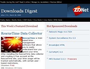 Nyhedsbreve med downloads